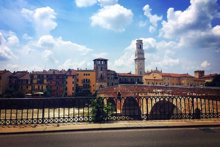In the heart of Verona's old town - Elisa's Place - Verona - Wohnung