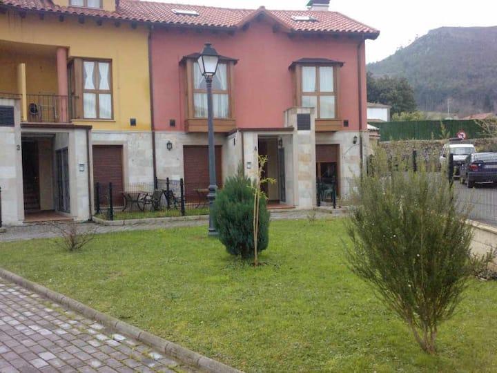 Apartamentos El Bosquin en Nueva de Llanes
