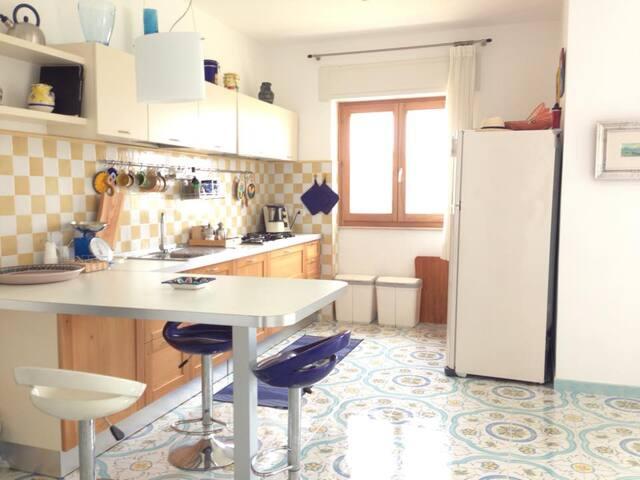 Confortevole casa al mare - Acciaroli - Apartment
