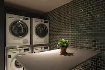 洗衣房1(陪烘干机)