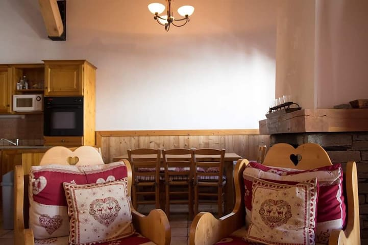 Appartement de standing à Arcs 2000 - Montvalezan - Lakás