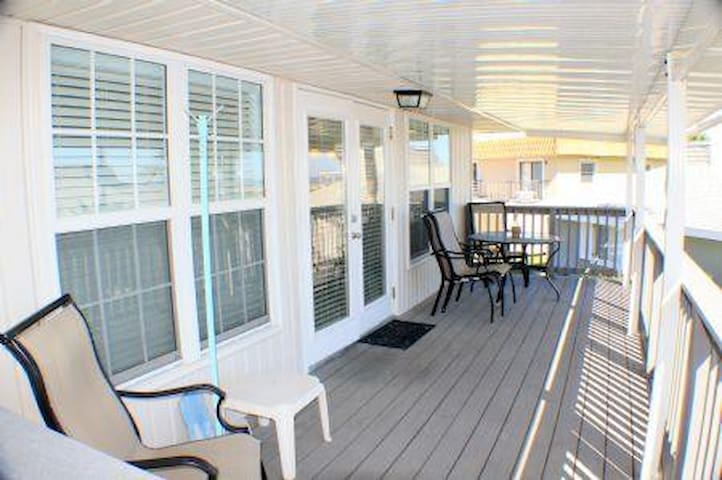Surf Crest Village 20- Ocean View from extended deck! - Saint Augustine Beach - Cabaña