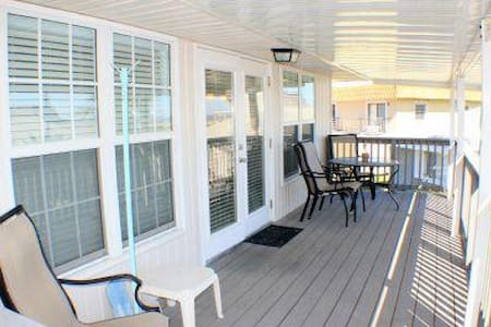 Surf Crest Village 20- Ocean View from extended deck! - Saint Augustine Beach