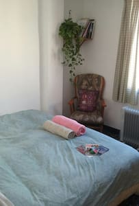 Great double/twin room in the centre of Benimaclet - Valencia
