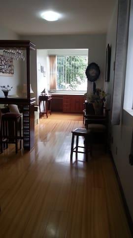 Apartamento confortável e bem localizado - Belo Horizonte - Huoneisto