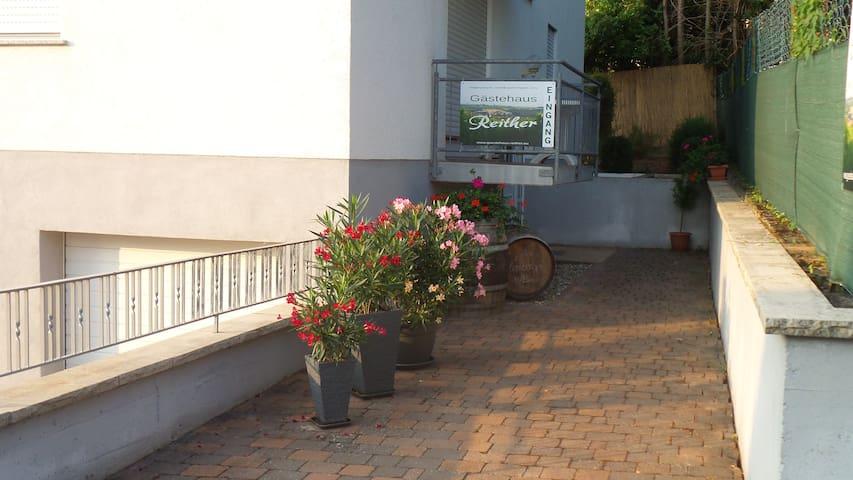 Gästehaus Reither - Schweigen-Rechtenbach