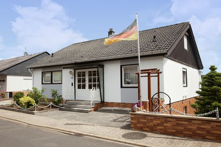 Magnificent Holiday Home in Reil Germany with Garden
