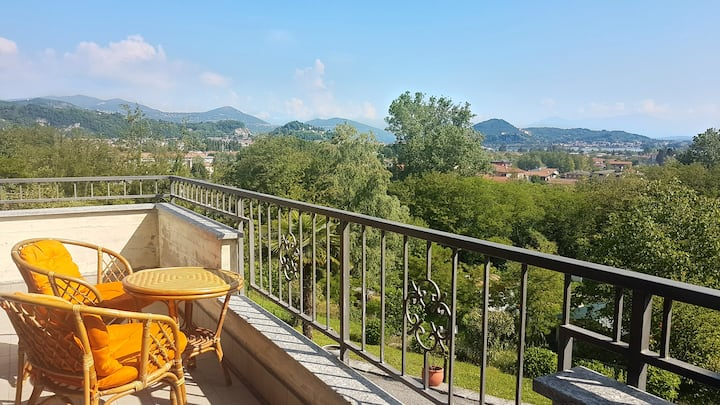 Villa Motti Trilocale accomodation in villa
