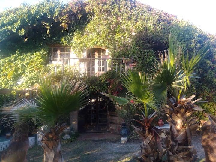 Appartement à la campagne cadre champêtre