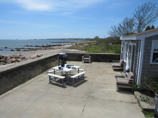 Secluded bayside get away  All in one vacation