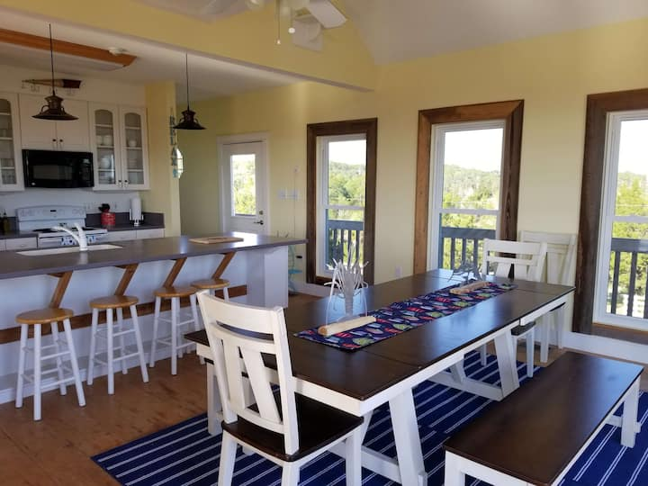 Keaton Beach Vacation Rentals LLC | 'Fish Gills'