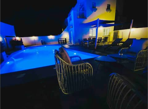 Stylish 2+1 BR Luxury Villa with private Pool