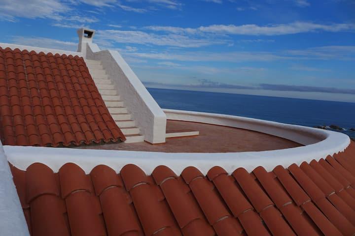 Stunning two story villa