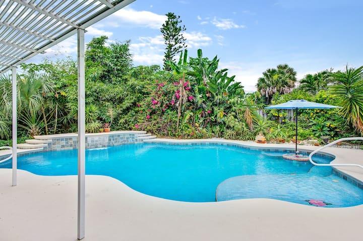 Watkin's Heiau Pool Paradise