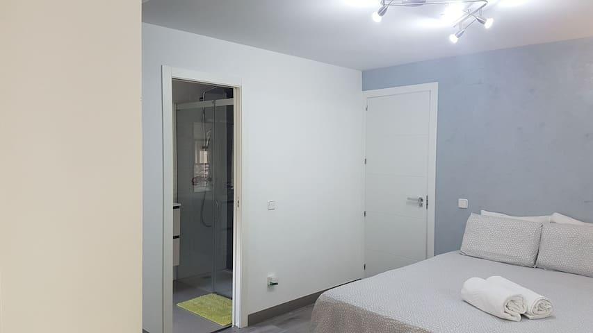 Habitacion muy Relajante