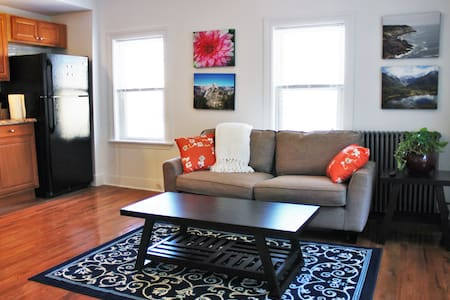 Spacious, steps from MMC & Downtown - Portland