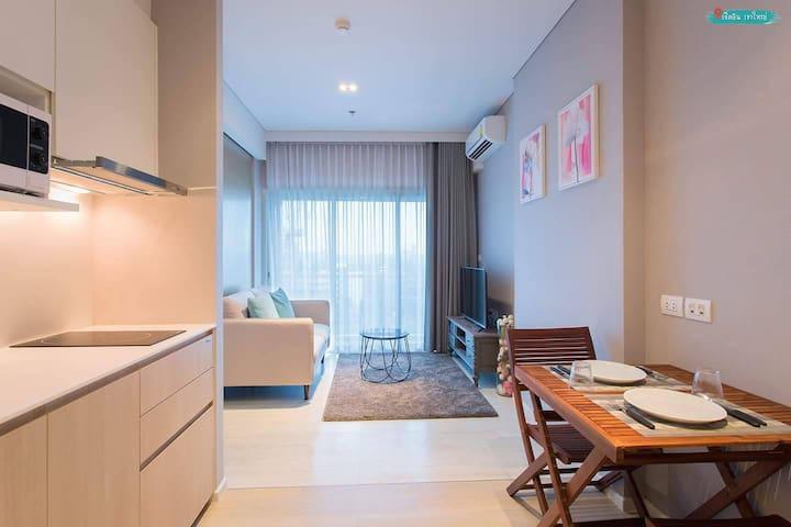 Veranda Residence Pattaya 1 BDR 16th Floor