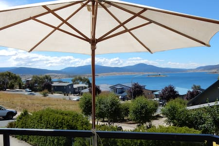 Stunning,close lake views, 1 bm apt - Jindabyne