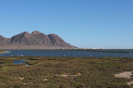 Cabo de Gata un lugar en el Paraiso - Cabo de Gata
