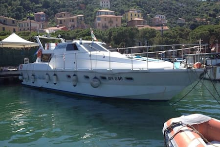17 meters Yacht in the center of Porto Venere - Portovenere - Boot