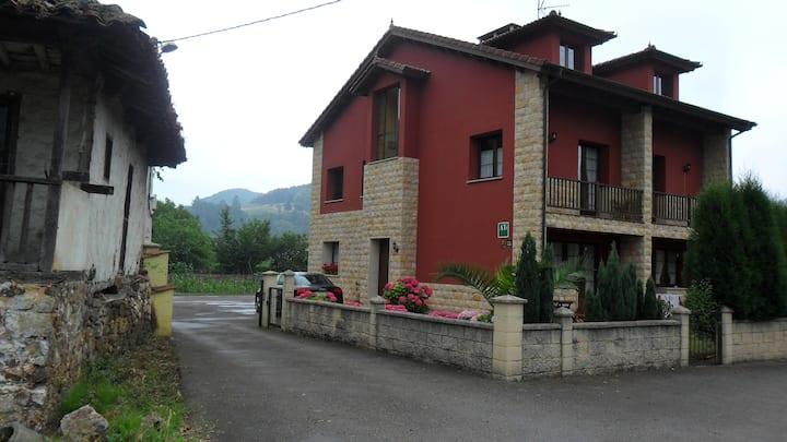Apartamento Rural ,  A 7km  de Oviedo.