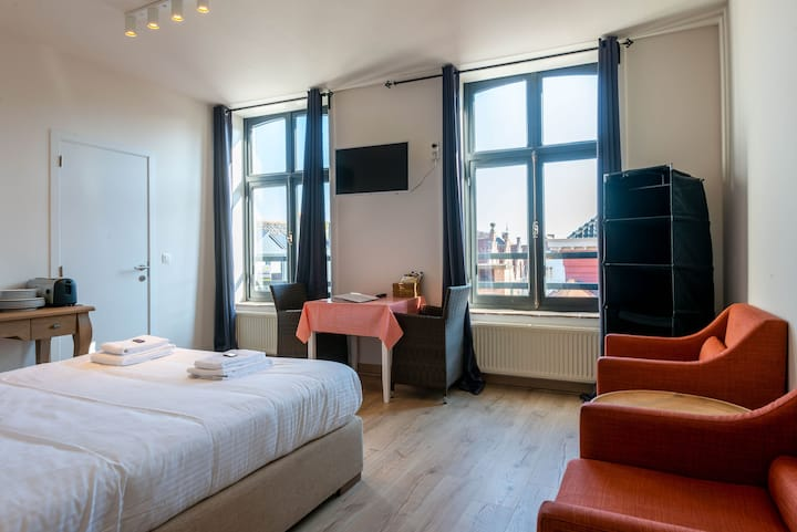 Guest suite in heart of Bruges