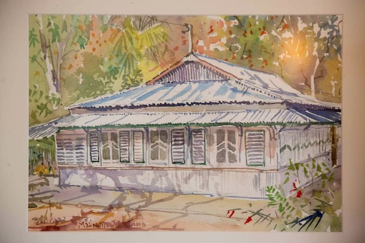 "Te Nikau, Original Beach ""Shack"" - Magnetic Island - House"
