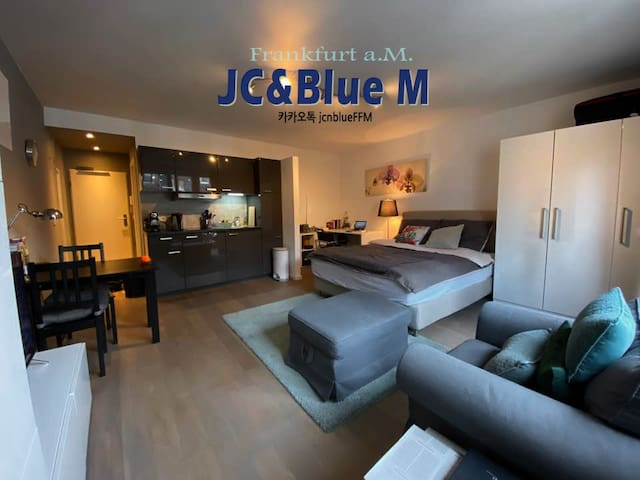 JC&Blue M_Independent apartment accommodation