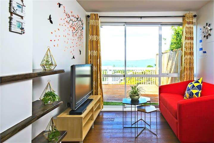Panoramic Seaview 1-Bedroom Home
