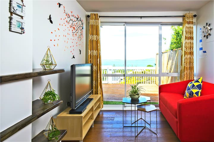 Panoramic Seaview 1-Bedroom Home