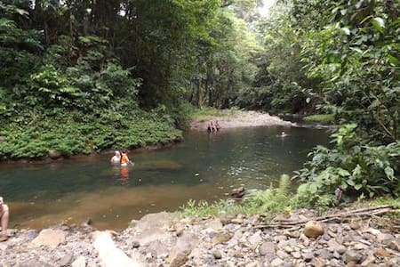 CAMPING COSTA RICA-northern zone