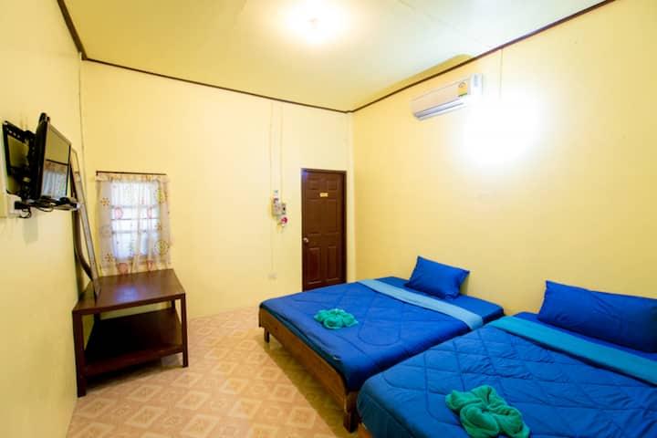 Big Dreams Resort - Triple room with terrace