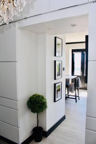 Luksus og moderne topp leilighet i hjerte av Oslo
