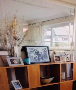a single room in a modern clean - bang yai - Lakás