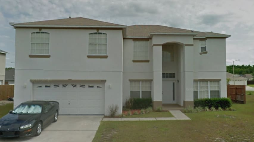 Home 20 min from Disney - Kissimmee - Hus