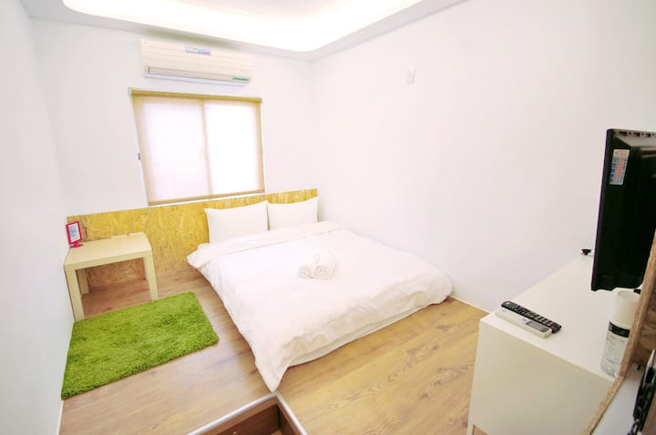 Kenting Street for 1 second★Small Double Room