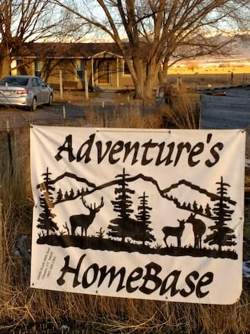Adventure's Homebase