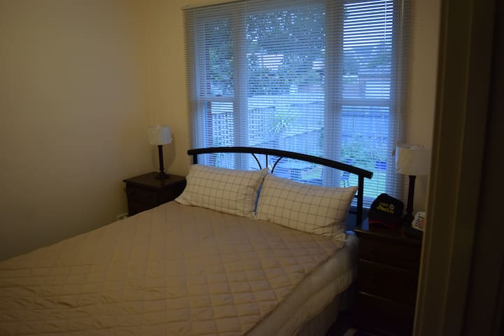 Private bedroom in home; access to all amenities