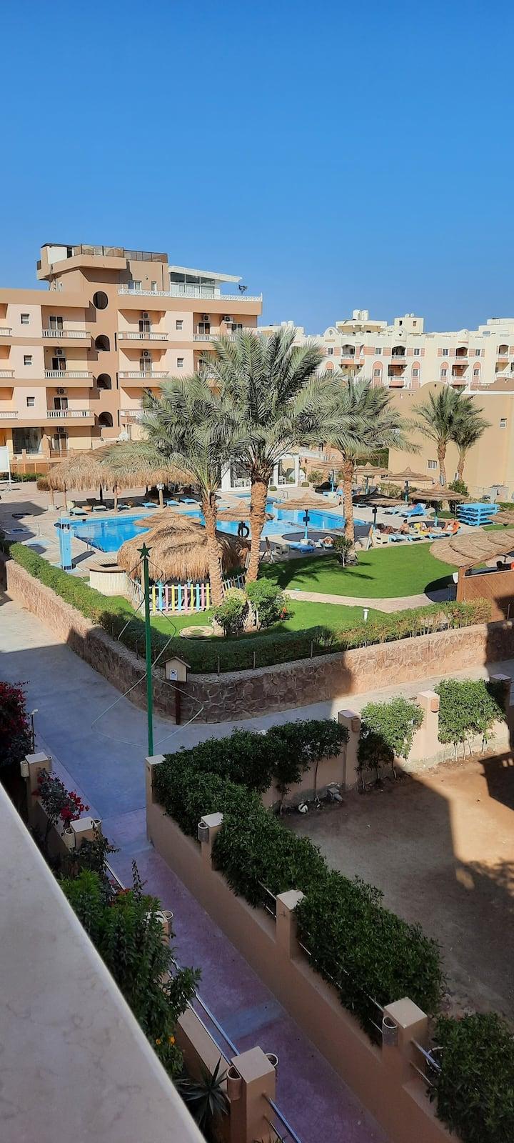 Apartement im sonnigen Hurghada