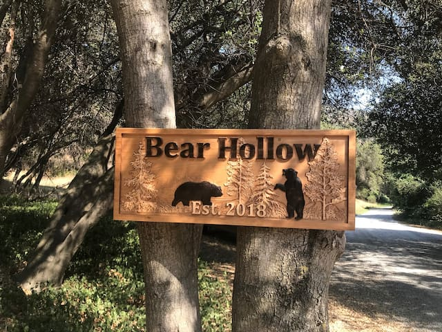 BEAR HOLLOW family hideaway 10 min to the Park!