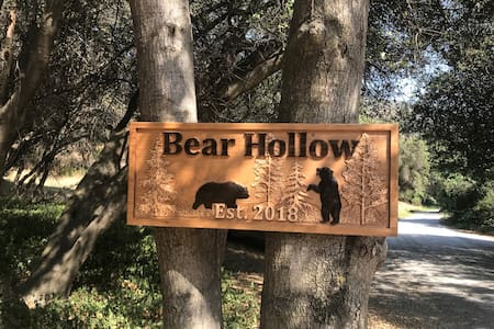 BEAR HOLLOW family and getaway 10 min to the Park!