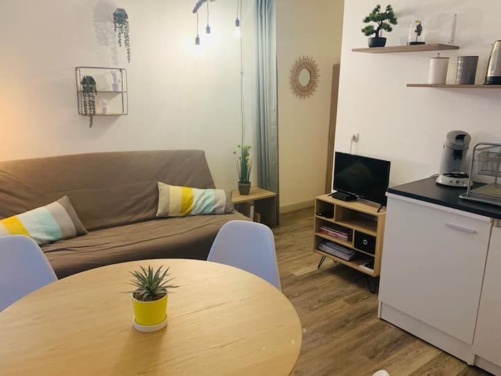 Apartment modern and comfortable – City Center