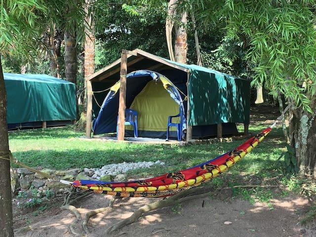Banda Island - Lazy Camping