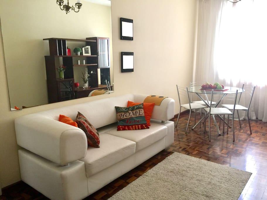 Sala e Living room