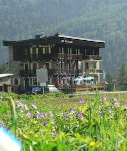 Chalet Hotel with 55 beds in Tignes - Tignes - Bed & Breakfast