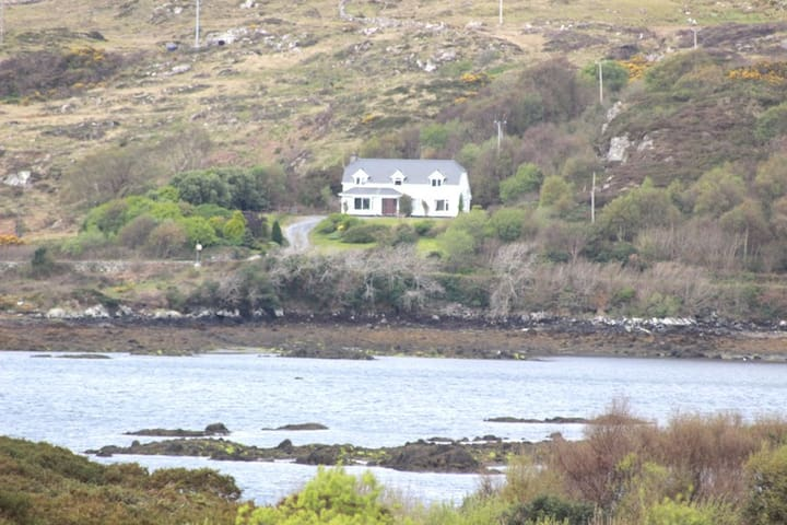 Cashel Bay Cottage - Galway - Ev