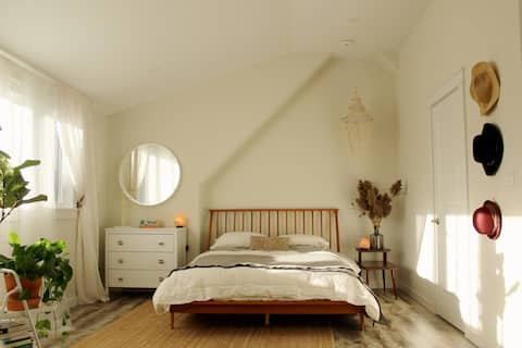 Bright Airy Studio Space