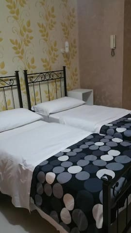 Frank rooms with private bathroom - Roma - Flat