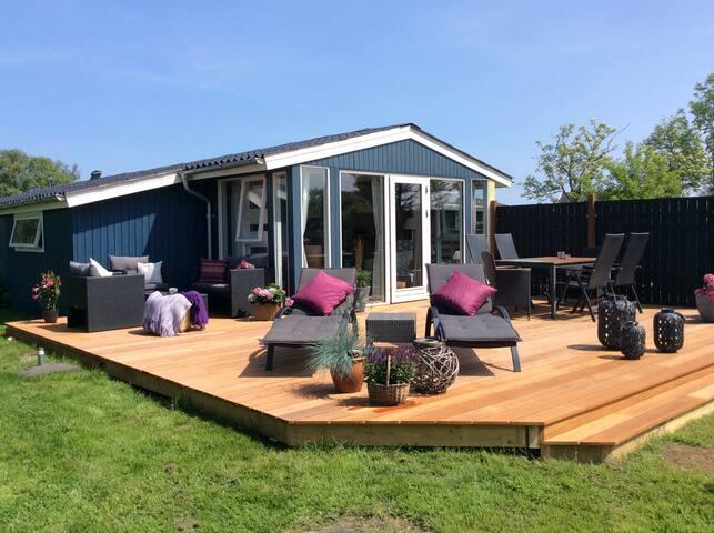 Sommerhus ved børnevenlig strand - Børkop - Chalet