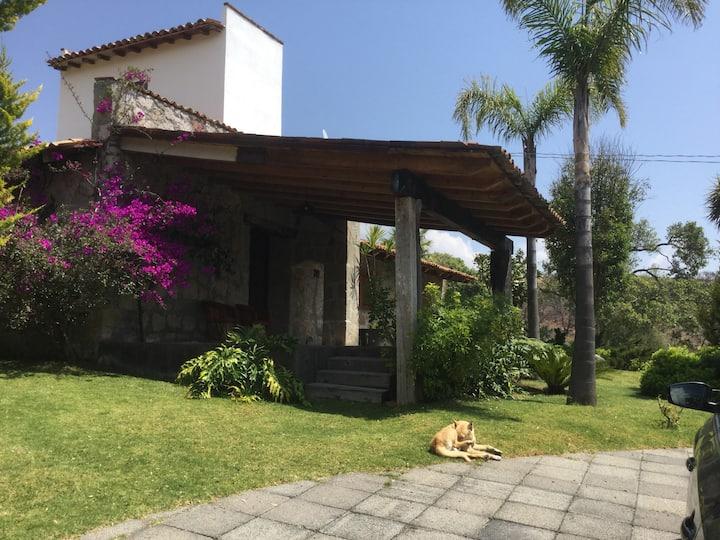 Casa de campo perfecta para descansar en Aculco
